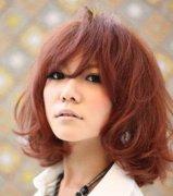 6款齐刘海发型让你迅速变身小脸美女