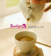推荐2款女性经期养生茶 调理女性月经不调