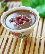 夏季补血养颜粥-百合红豆沙