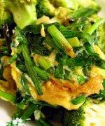 懒人美食-韭菜煎饼