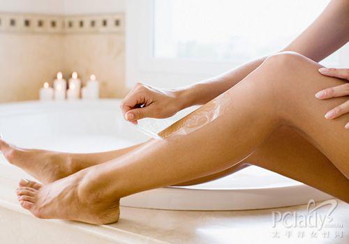 4款DIY瘦腿膜 塑造修长美腿