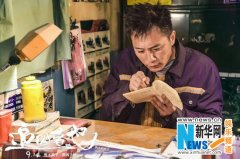 刘烨演绎小人物 甩真爷们风